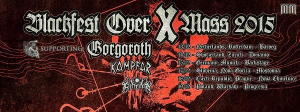 Selvans Gorgoroth Tour PR