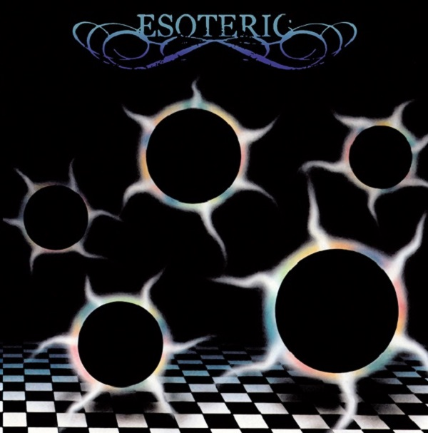 Esoteric AlbumArtEnigma PR