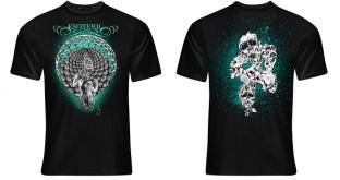 vinterswan-design-premium-gildan-t-shirt-black