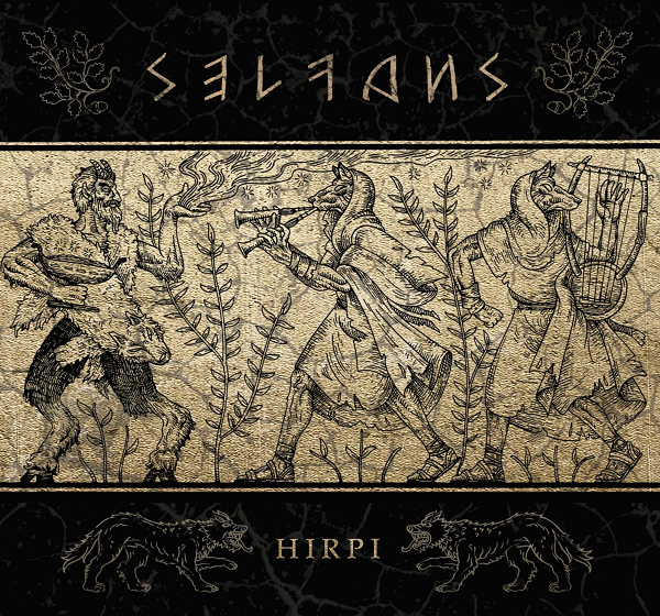 Selvans Live Album Artwork
