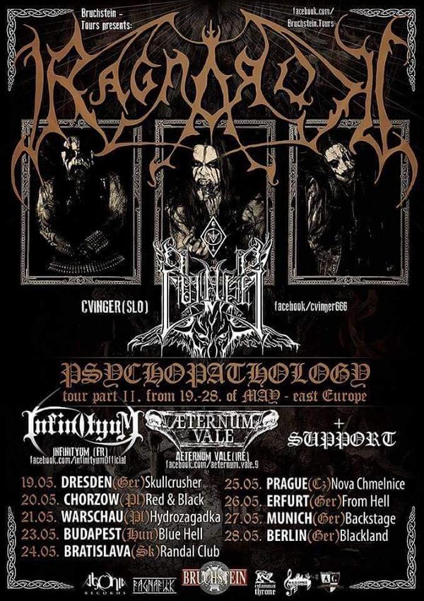 Ragnarok European Tour 2017