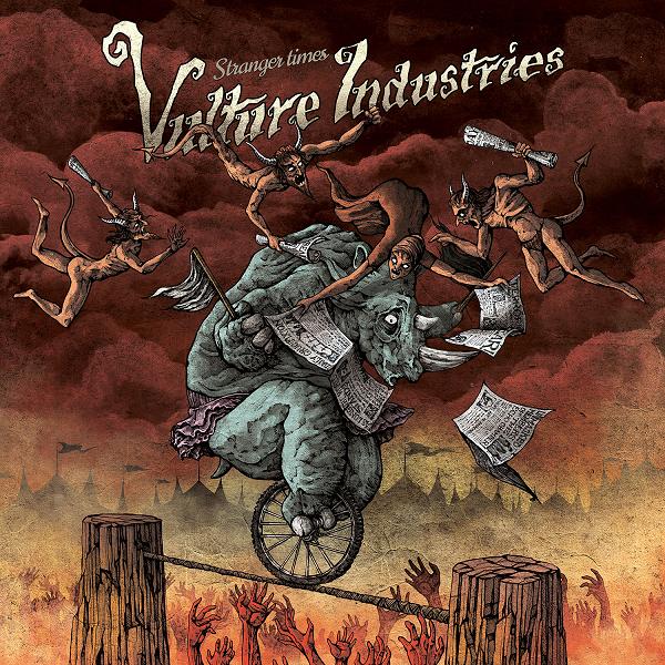 Vulture Industries ArtworkPR