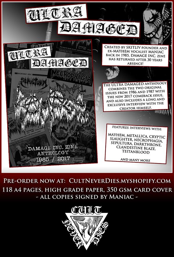 Maniac Mag PR