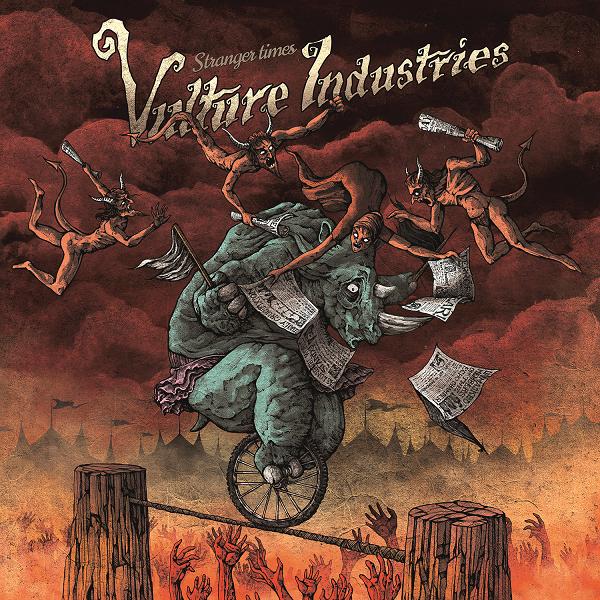 Vulture Industries Artwork PR