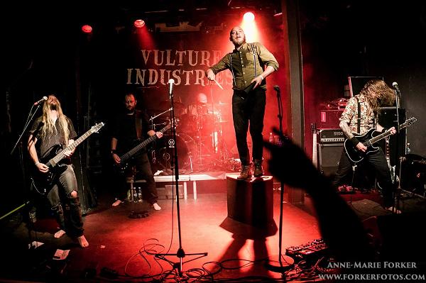 Vulture Industries PR