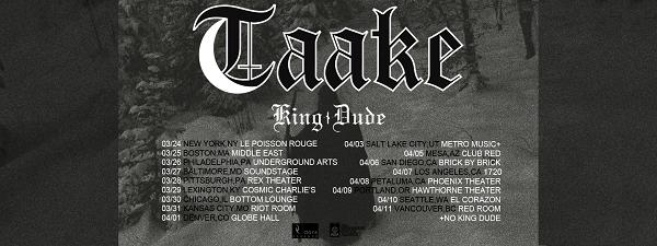 Taake US Tour PR2
