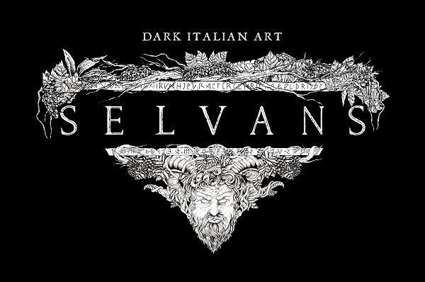Selvans LOGO FAUNO DARK ITALIAN ART PR