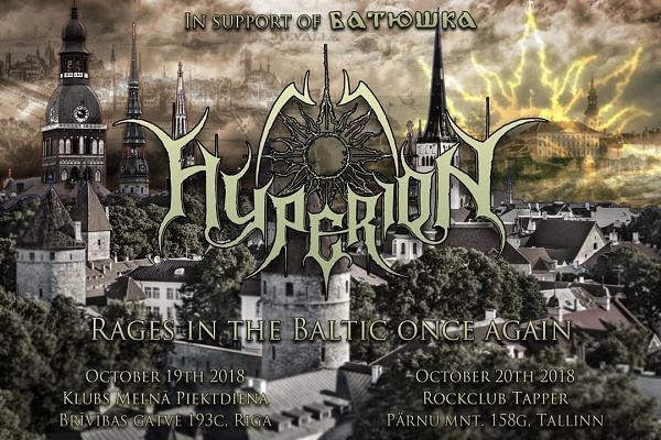 Hyperion Tour PR