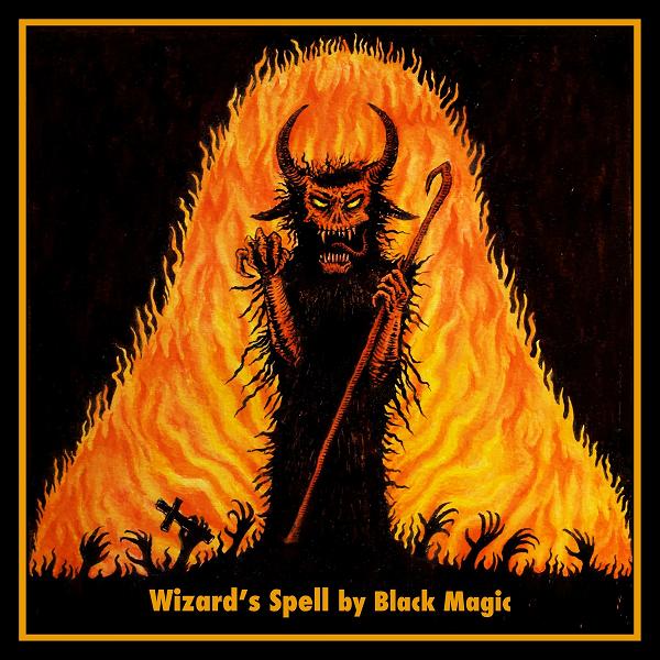 Black Magic Album Art PR