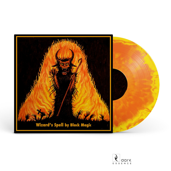 Black Magic Vinyl Art PR