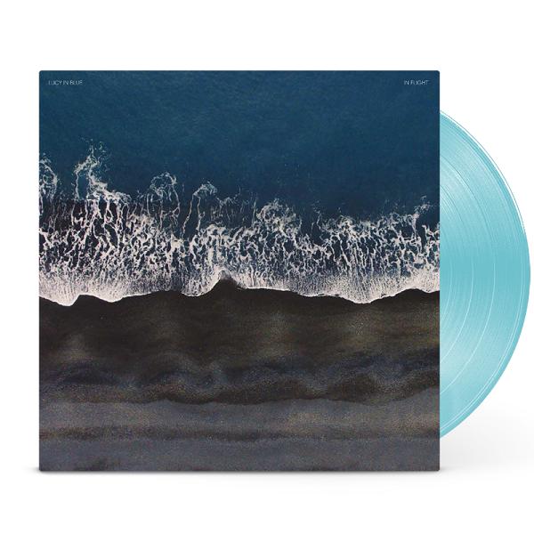 Lucy in Blue Vinyl PR