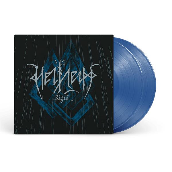 Helheim Rignir vinyl PR