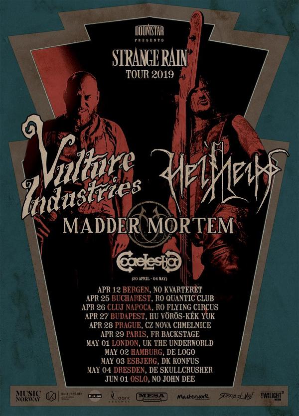 Vulture Industries 2019 TourPR