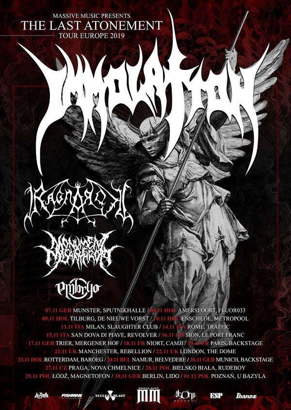 Ragnarok tour PR