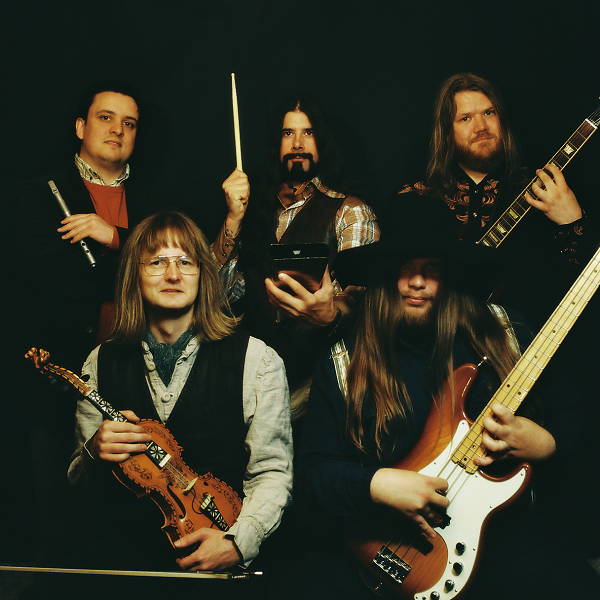 Elvarhøi Band Photo PR