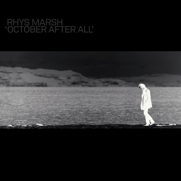 Rhys Mash 'October After All' — bonus tracks digital release PR