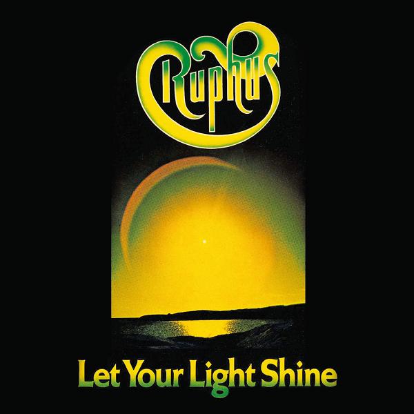 Ruphus Let Your Light Shine AlbumArt PR