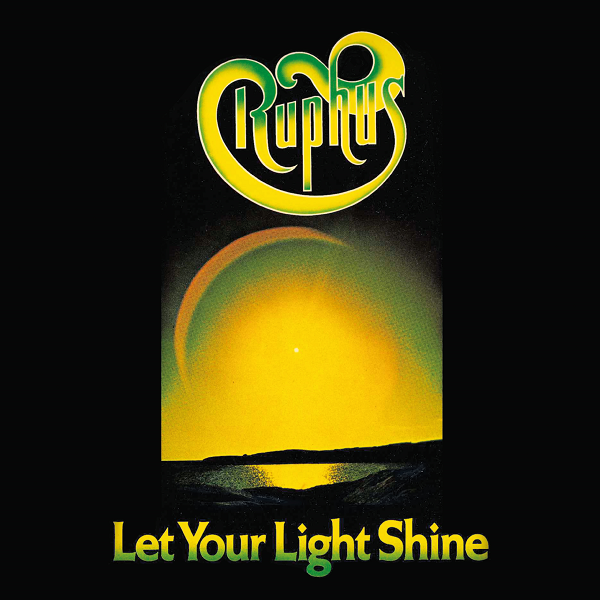 Ruphus Let Your Light Shine AlbumArt PR