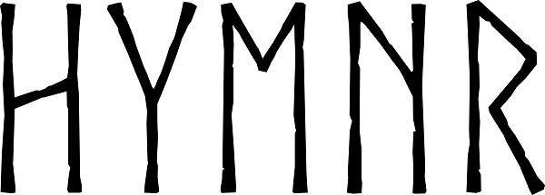 Hymnr Logo PR