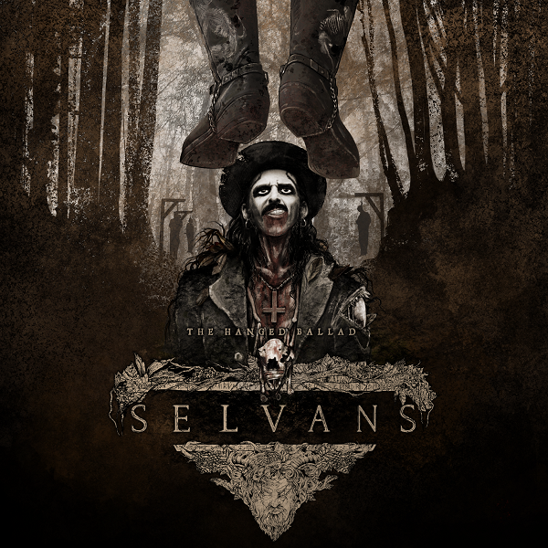 Selvans Cover Single PR