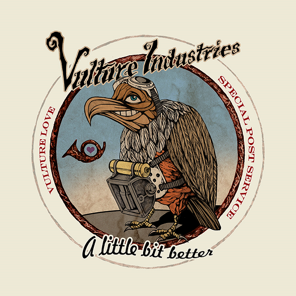 Vulture Industries A Little Bit Better PR