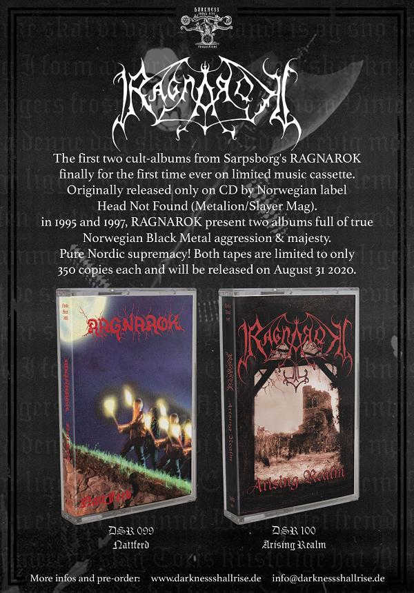Ragnarok Tape PR