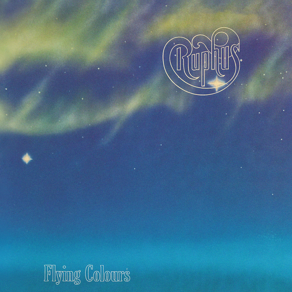 Ruphus Flying Colours albumart PR
